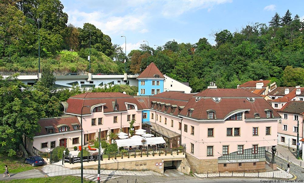 Hotel hoffmeister in prague for Spa hotel prague