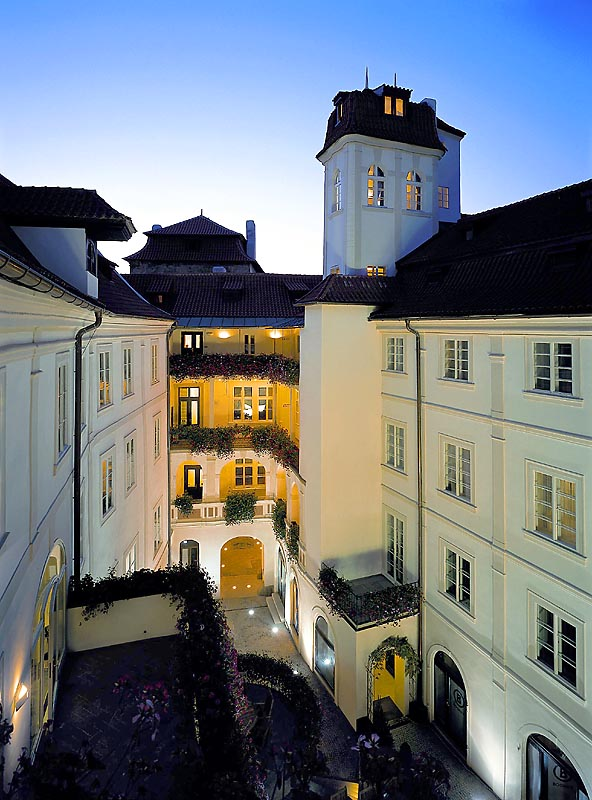 Hotel Iron Gate In Prague