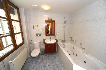 Bathroom of the suite no.5