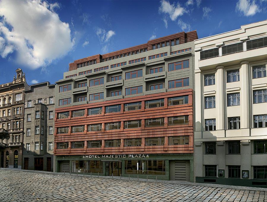 Best Western Premier Hotel Majestic Plaza Prague
