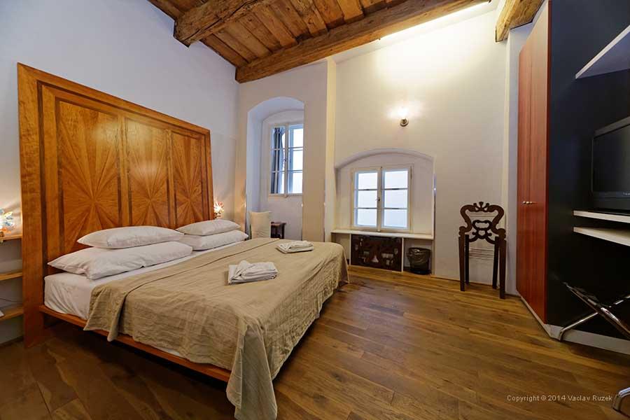 Hotel Neruda In Prague