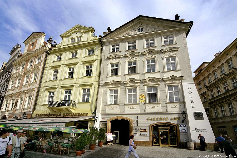 old town square hotel in prague