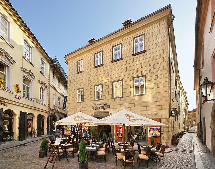 Hotel savic in prague for Prague hotels