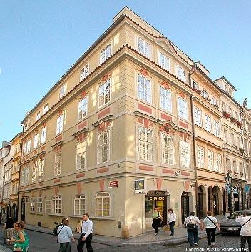 Hotel domus balthazar prague for Hotel balthasar prague