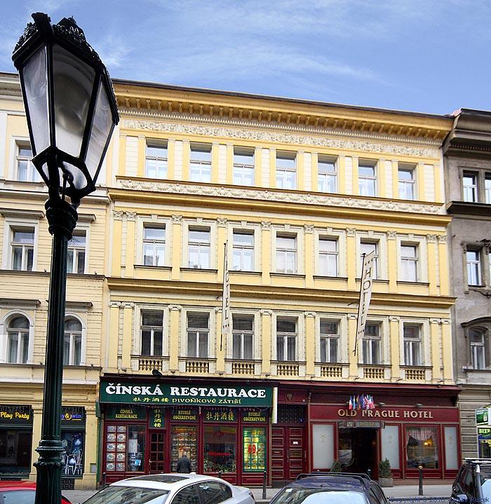 Old prague hotel in prague for Prague accommodation